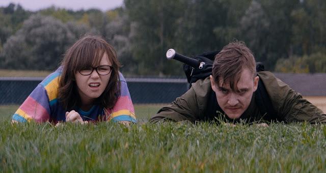 Kyle Gallner Emily Skeggs Adam Rehmeier | Dinner in America | Fantasia International Film Festival 2020