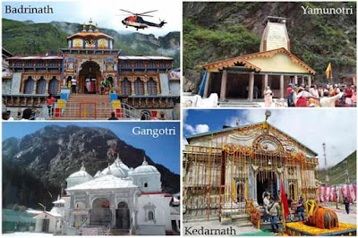 Char Dham Yatra Tour Package By Helicopter