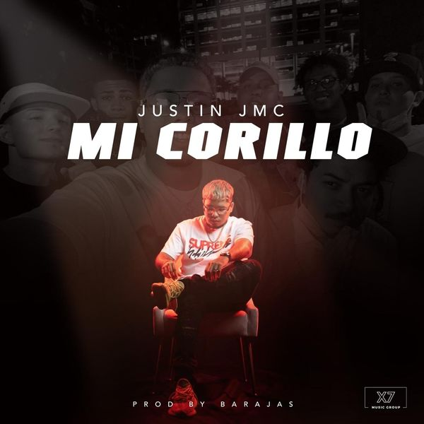 Justin JMC – Mi Corillo (Single) 2021