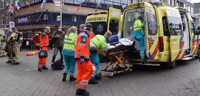 هولندا.. إصابات في حادثة طعن وسط دنهاخ
