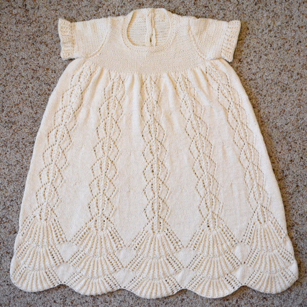 cozy birdhouse | baptism gown