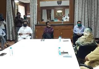 इंदौर में फिर नहीं होगा लॉकडाउन, मास्क न पहनने पर होगी सख्ती, बैठक में लिया निर्णय