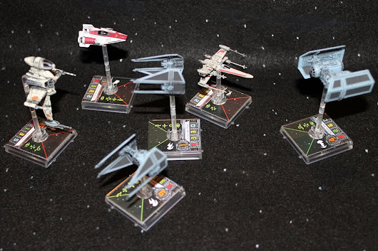 Where Do You Play X-Wing Miniatures?