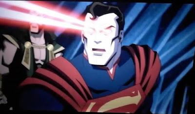 Injustice Animated Film Leaked Scenes
