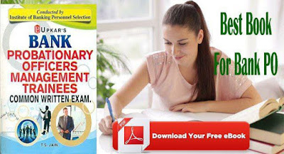 Upkar Bank PO Book PDF Free Download