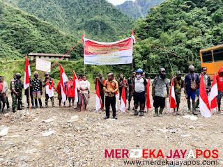 Deklarasi Warga Pegunungan Papua, Nyatakan Tolak Kekerasan Yang Dilakukan KKB Papua