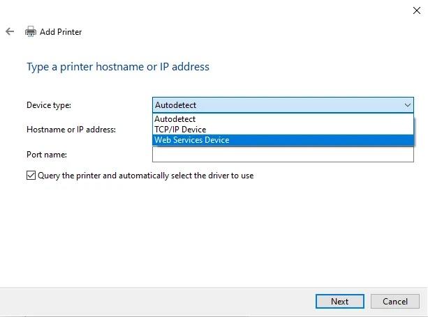 Find Ip Address Network Printer إضافة طابعة
