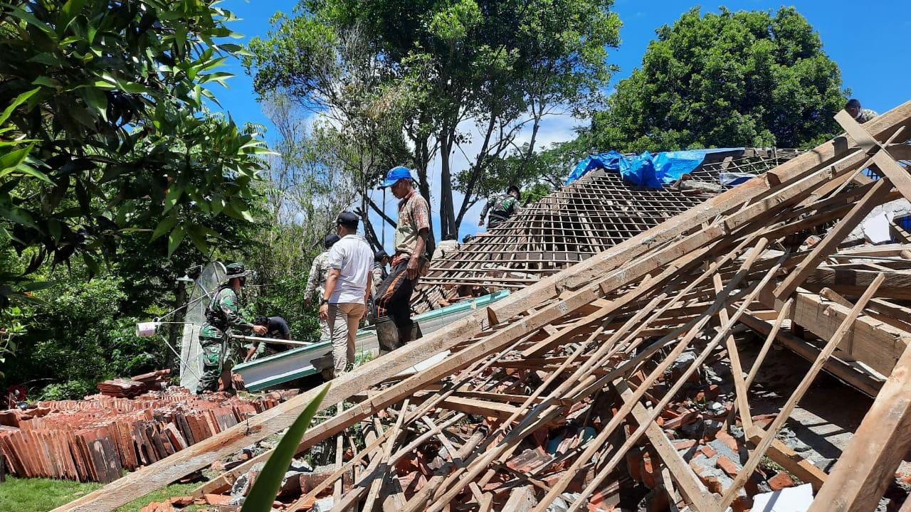 5 Warga Lumajang Meninggal Akibat Gempa Bumi