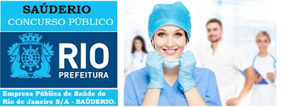 Apostila Concurso RioSaúde - Técnico de Enfermagem SaúdeRIO 2016. saiba mais..