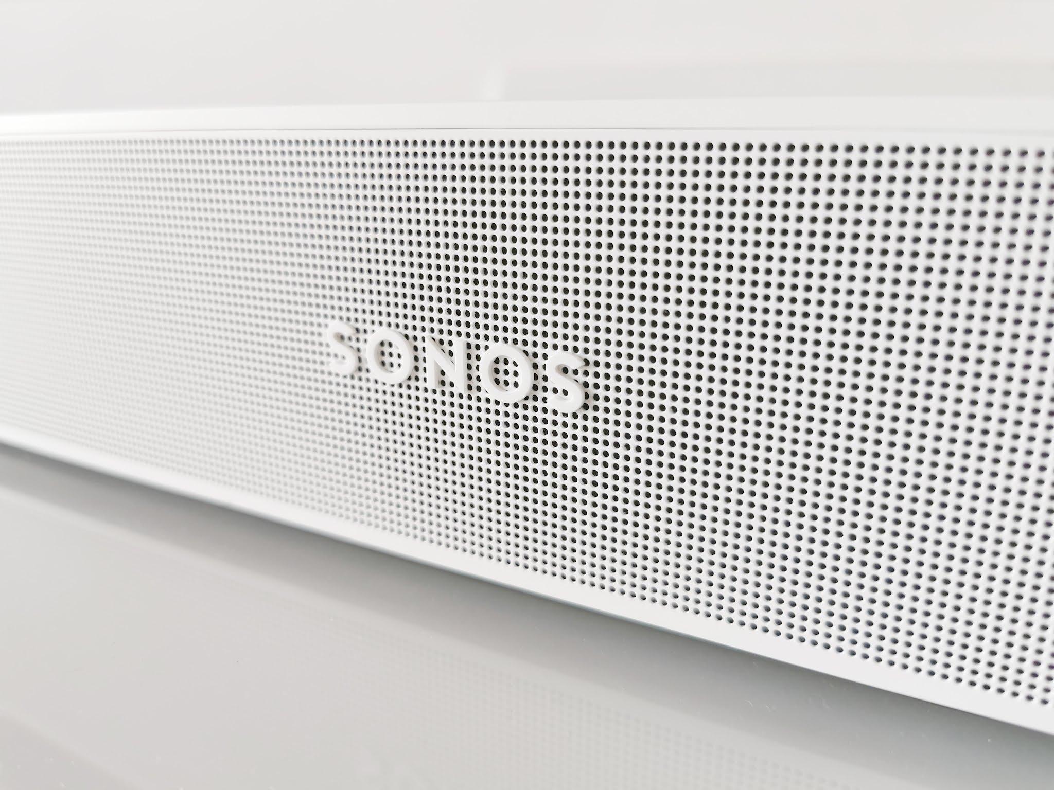כזה ניסיתי: Sonos Beam (Gen2)
