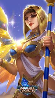 Rafaela Fertility Goddess Heroes Support of Skins V2