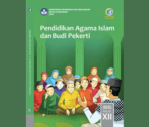 Buku PAI Guru dan Siswa Kelas 12 SMA MA SMK MAK Edisi Revisi 2018