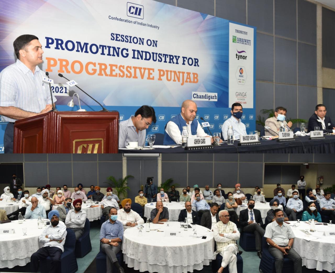 पंजाब में पिछले साढ़े चार सालों के दौरान 99,000 करोड़ रुपए से अधिक का हुआ निवेश - सीईओ निवेश पंजाब