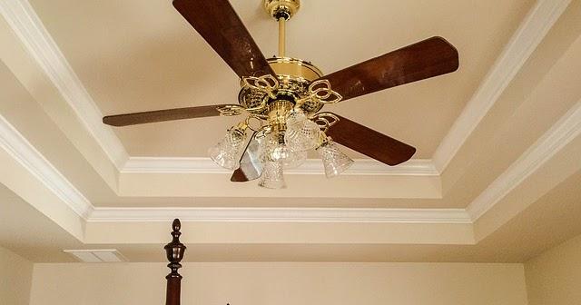 ¿Cuántas aspas son mejores en un ventilador de techo? 39