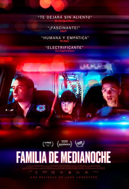 Familia de Medianoche [2020] [CUSTOM HD] [DVDR] [NTSC] [Latino]