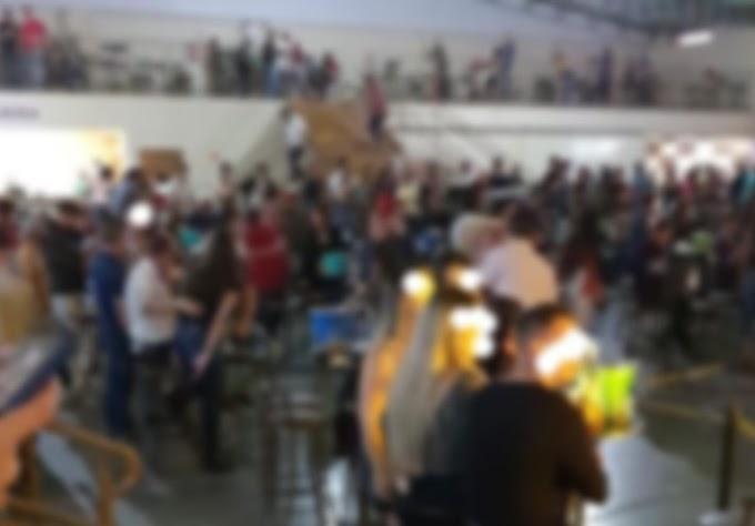 Bailão em Pato Branco reúne dezenas de viventes e o Covid-19 agradece