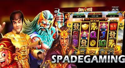 Situs Games Slot Spadegaming Terpercaya - Hokinyadisini.com