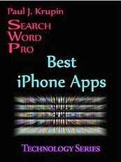 Best iPhone Apps Search Word Pro (Technology Series)