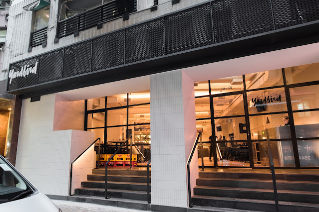 TOP 05 HOTELS IN HONG KONG – YARDBIRD