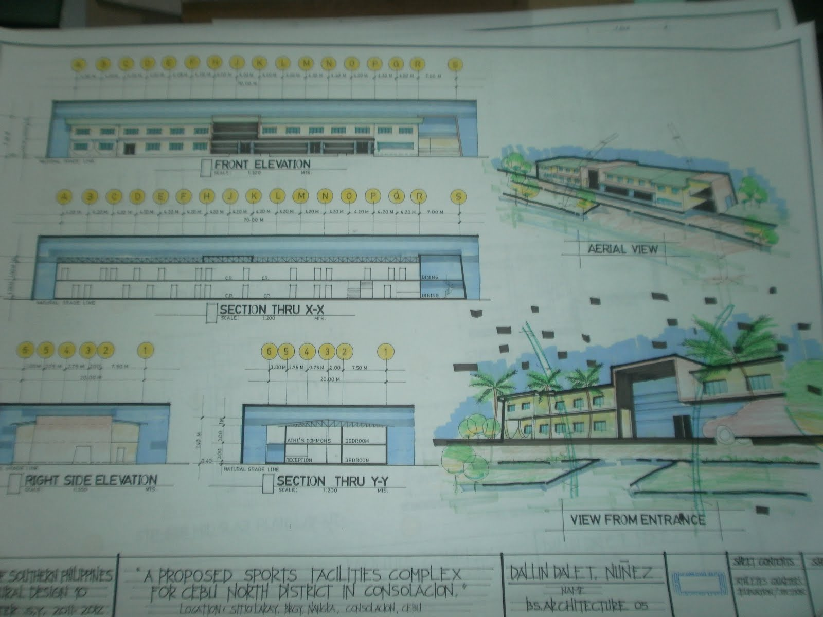 Architecture Essays (Examples)