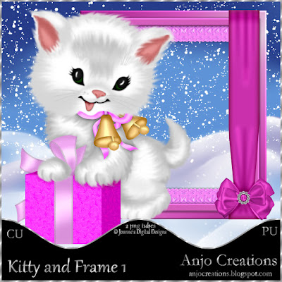 Kitty and Frame 1 CU/PU