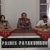 Polres Payakumbuh Berjuang Meraih Predikat Menuju ZI WBK 2020.