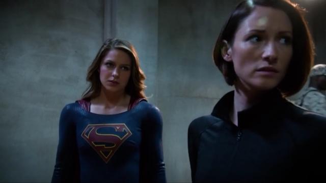 supergirl 1x17 danvers