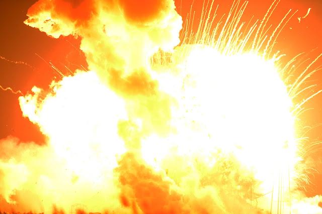 October 2014 Antares Rocket Explosion