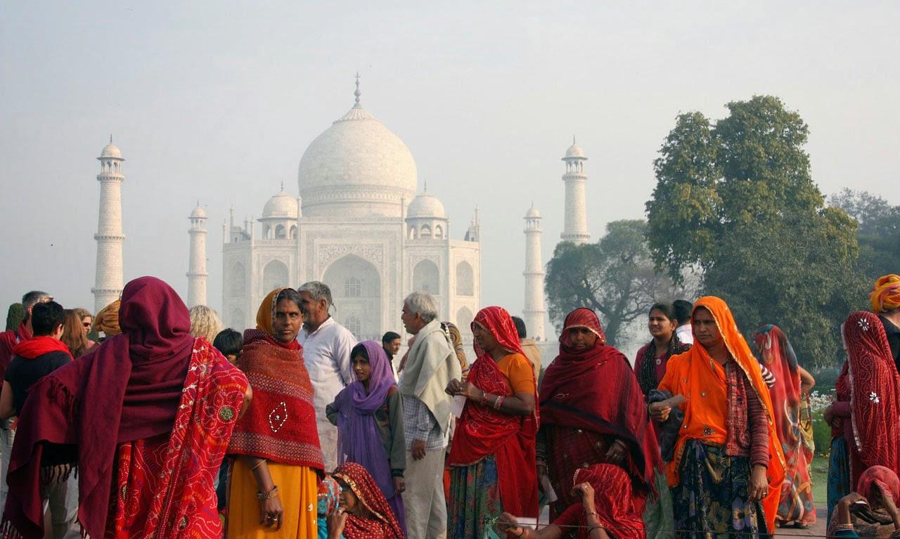 munumento de la India y El sistema de castas