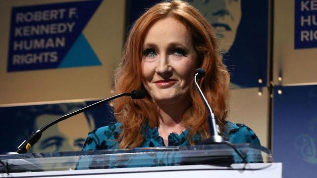 J.K. Rowling devolve prêmio após ser criticada por suas opiniões sobre gênero | Ordem da Fênix Brasileira