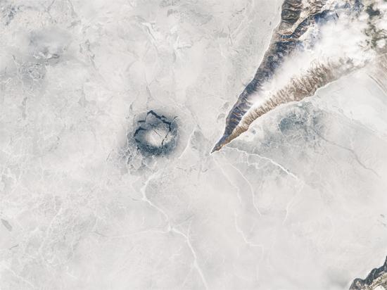 Mistério dos Anéis de gelo na Sibéria foi finalmente solucionado - Img1