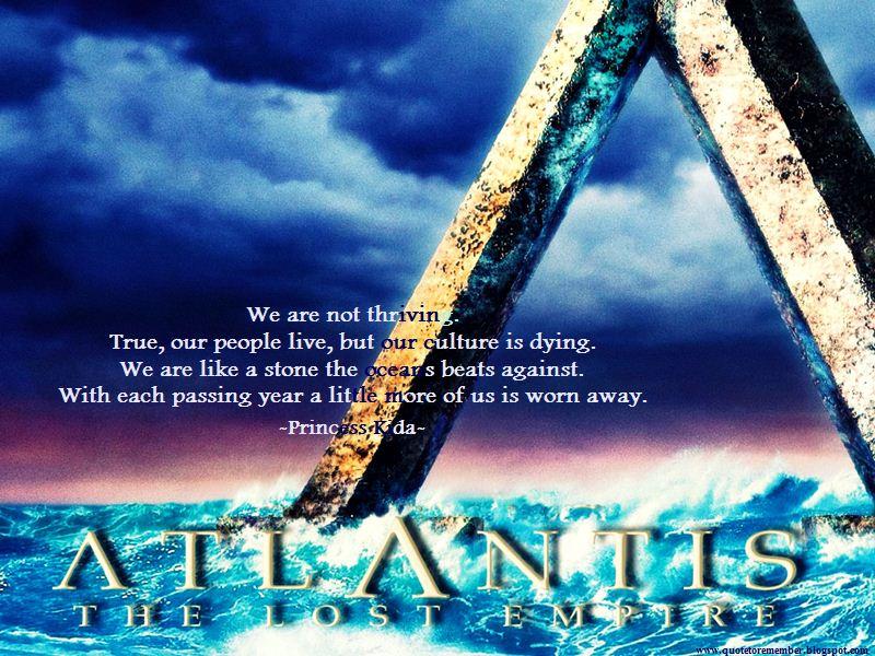 Atlantis Disney Movie Quotes Penn Zero Part Time Hero Im Still