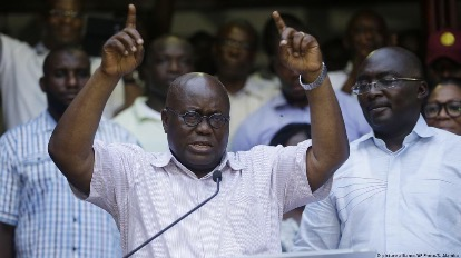NPP's Presidential candidate will win 2024 polls – Akufo-Addo