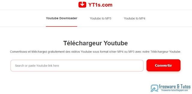YT1s.com : une solution en ligne gratuite pour télécharger les vidéos de YouTube