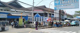 Jadwal Dokter RS Emanuel Banjarnegara