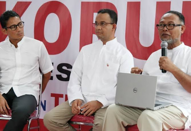 KPK Diultimatum Untuk Segera Menuntaskan Kasus Pelaporan Anies Baswedan, Jika Tidak Ini Konsekuensinya