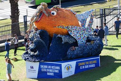 Loro Parque und Uni gegen Plastik