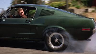 Dunia Sinema Frank Bullitt dan Ford Mustang