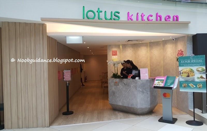 Lotus Kitchen 莲心食坊