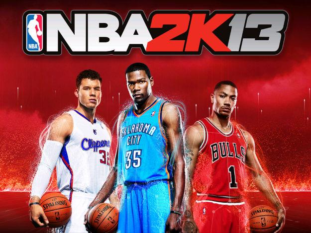 تحميل لعبة NBA 2K13
