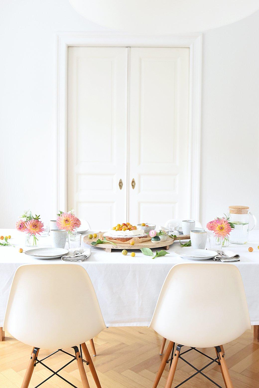 Decoration De Table Avec Des Raisins