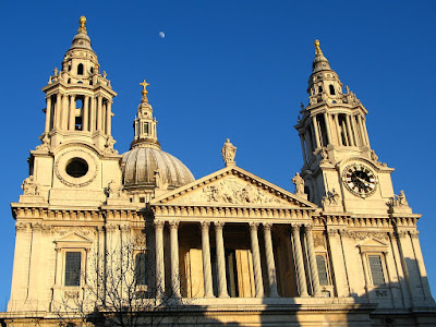 St Paul's Cathedral (Feb 2008) © Andrew Knowles