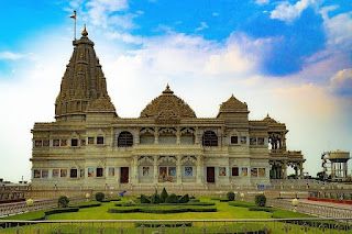Hindu temple resembling vimana | flying UFO