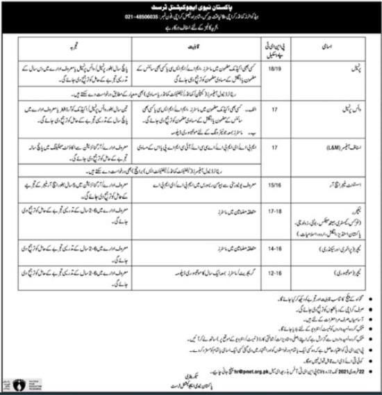 pakistan-navy-education-trust-jobs-2021-advertisement-apply-online