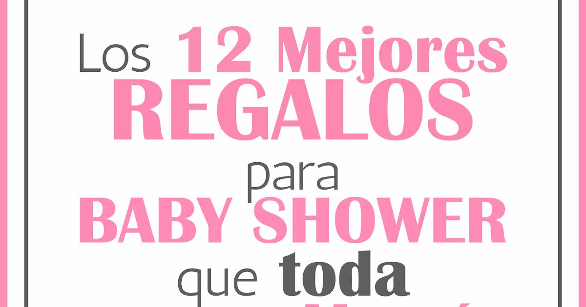 Mejores Regalos Baby Shower.Los 12 Mejores Regalos Para Baby Shower Que Toda Nueva Mama