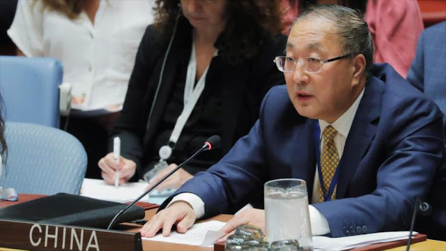 China exige fin 'inmediato' de sanciones contra Siria por COVID-19