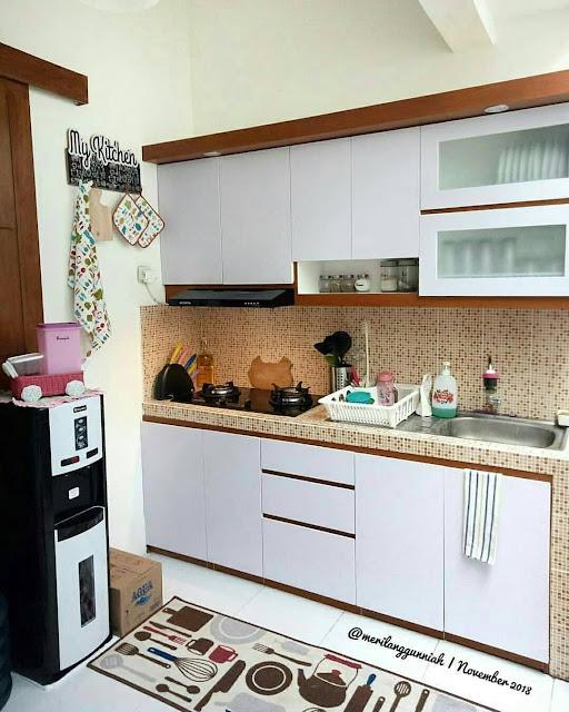 cara mendesain dapur minimalis kecil yang bisa di terapkan di rumah