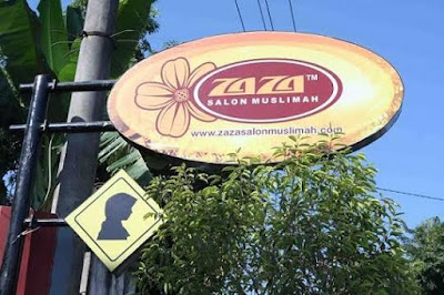 Zaza Salon Muslimah sedang LOWONGAN KERJA dibutuhkan segera:  Therapist Spa  Kapster  Customer Service