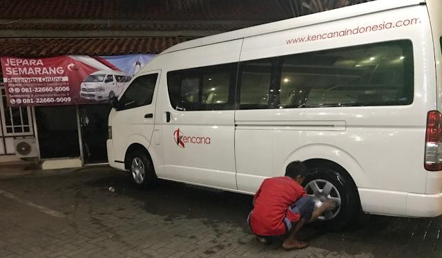 Kencana Travel Semarang