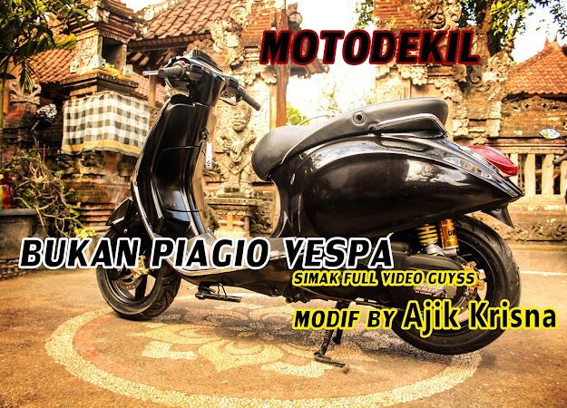 Mio Vespa Sprint by Ajik Krisna
